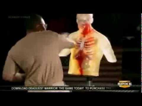 Deadliest Warrior Seal Knife video