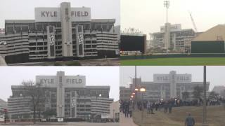 Kyle Field Implosion 2014 at Texas A&M