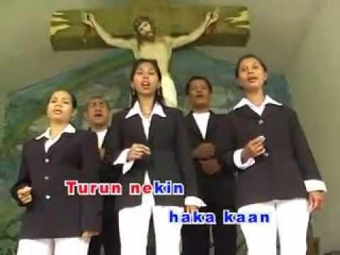 Lagu Paskah Daerah Flores Larantuka allah Perohon Kame video