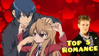 Top 5 Romance Anime of All Time! - Viewer Choice | BobSamurai Reviews