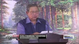 SBY Takes On Jakarta Gubernatorial Election