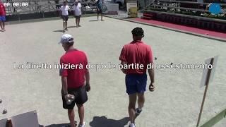 Petanque -  Campionato Italiano a Coppie 2017