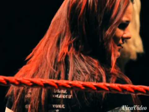 Wwe Lita Beautiful pain