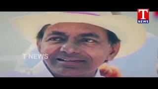 TNews Special Song by M.ILESH KUMAR on CM KCR | Jayaho Jayaho KCR  Telugu