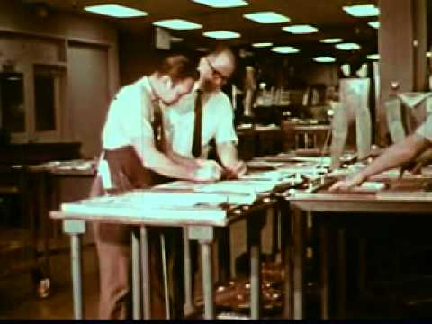 Newspapers Behind The Scenes, 1970s