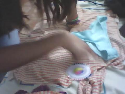Como hacer un traje de baño parte 1