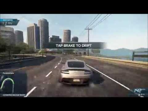 Need 4 Speed Most Wanted 2012 a 60 fps
