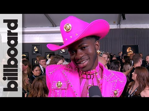 Lil Nas X on His Six Grammy Nominations, 'Old Town Road' & More! | Grammys