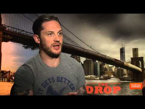 The Drop Interview With Tom Hardy and Noomi Rapace [HD]