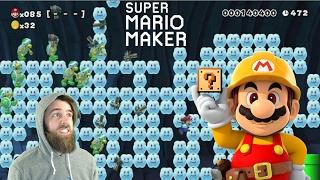 This Game Takes NO Prisoners!   SUPER EXPERT NO SKIP [#03] - Super Mario Maker