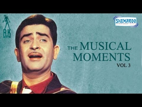 Super Hit Bollywood Songs Of Raj Kapoor Vol - 3 Music Videos