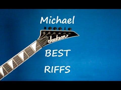 Michael Jackson - 3 Michael Jackson Riffs