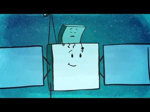 羅賽塔和菲萊的彗星大冒險(5)【準備登陸彗星!】(動畫中文版)