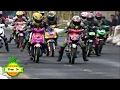 Road Race 2017 Honda BEAT Rama SUKSES MENINGGALKAN Lawannya Class Matic 115 TU PEMULA