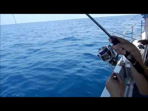 Malaysia Pekan Fishing/Jigging Open Season 2013