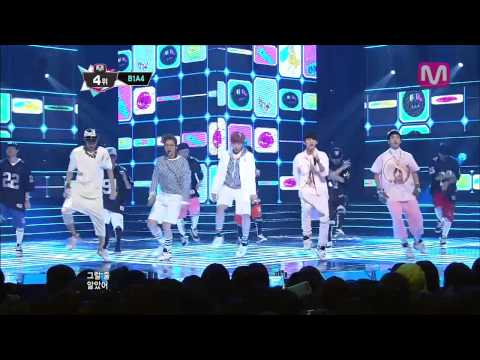 B1A4_�� 무� ��� (What's Going On by B1A4@Mcountdown 2013.5.23)