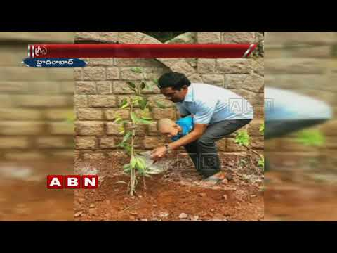 ABN Andhra Jyothy MD Radha Krishna Accepted MP Kavitha's Green Challenge | ABN Telugu