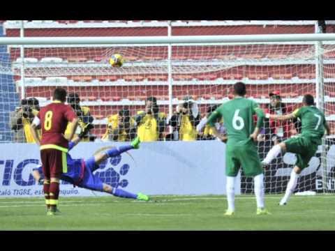Bolivia 4-2 Venezuela 2015 (Gonzalo Cobo de Radio Fides)