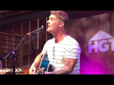 Like I Loved You  Brett Young  HGTV Lodge 2017