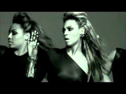 Beyonce Single ladies Backward