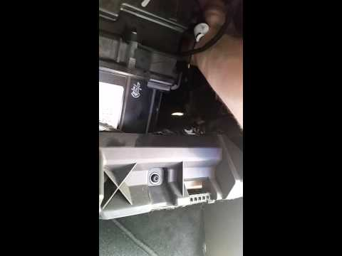 2012 dodge avenger blend air actuator