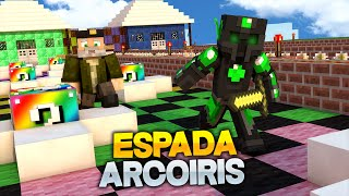 ESPADA ARCOIRIS!! - Willyrex vs sTaXx - Carrera épica Lucky Blocks