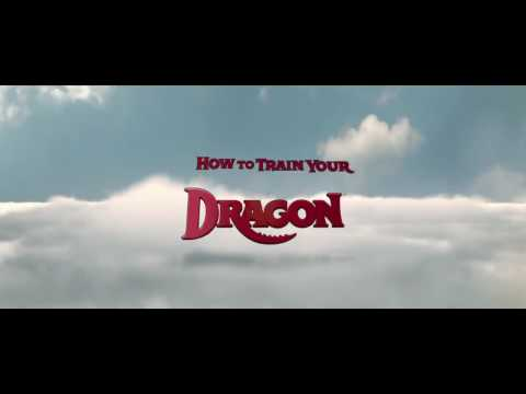 How to Train Your Dragon - Teaser Trailer (HD with audio)