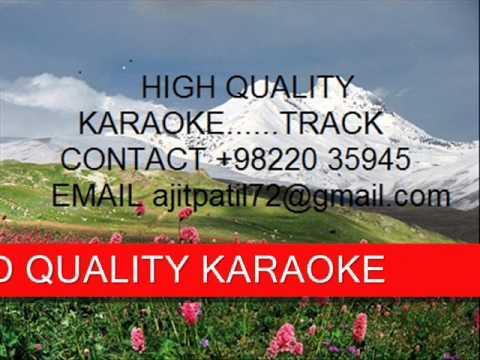 Ne Majasi Ne Parat - Good  Karaoke Track video