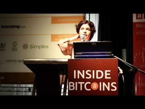Bitcoin TLV `14, #19 - Tamar Zandberg - Bitcoin and Politics