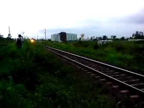 WAP-1 Andhra Pradesh Sampark Kranti Superfast Express Blasting...