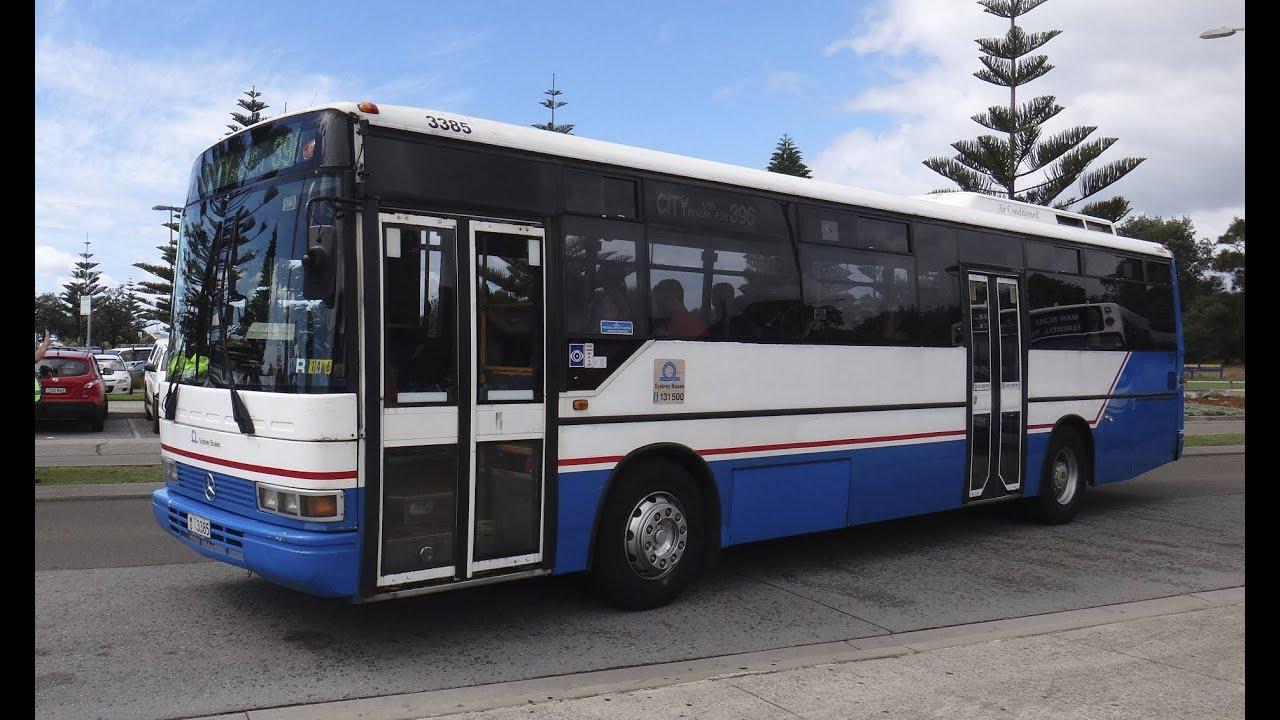 Sydney buses 3385 mercedes benz o405 w3e pmc 160 for Mercedes benz tour bus