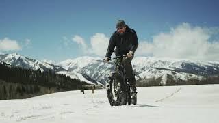 Surface 604 Electric Fat Bike In Aspen Colorado