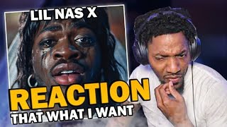 Download lagu Lil Nas X - THATS WHAT I WANT (REACTION!!!)