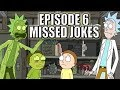 Rick And Morty Season 3 Episode 6 - Easter Eggs & Missed Jokes