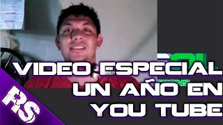 Video Especial un Año en You Tube - Rukor Sol