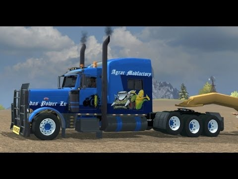 Farming Simulator 2013 Mods Try - Truck