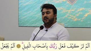 Dersimiz Kuran-ı Kerim - Fil Sûresi - Furkan Diler