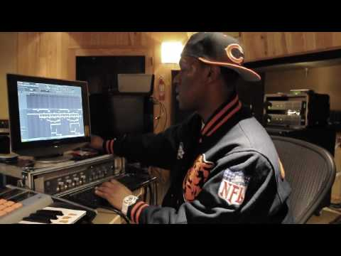 The Making Of - Lil Waynes Drop The World Beat video