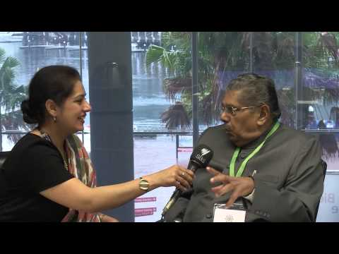 SBS Punjabi program's interview with Mr Vayalar Ravi in Sydney, Nov 2013