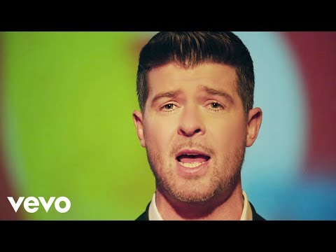 Robin Thicke - Feel Good