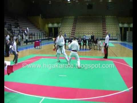 International Shorin Ryu Kyudokan Karate-do Tournament : Men's Kumite Finals Image 1