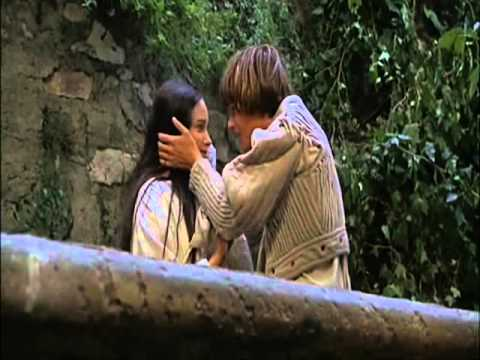 romeo and juliet 1968kissing you youtube