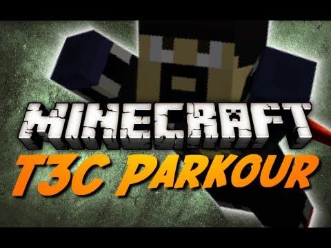Minecraft Maps - t3c Parkour - Stage 5 - Stupid Pistons are Stupid!@