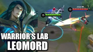 WARRIOR'S LAB S2 LEOMORD'S PERFECT FORM