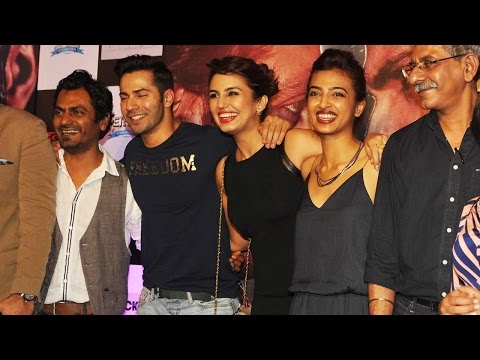 Varun Dhawan Hosts Success Party Of His Film Badlapur