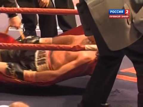 Boxer dies in the ring