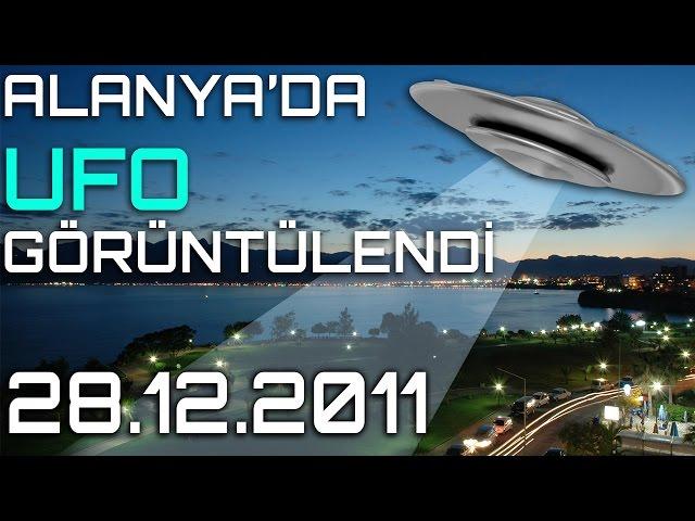 UFO ON ALANYA/TURKEY 28.12.2011 ÜMİT PAKER TARAFINDAN ÇEKİLMİŞTİR.