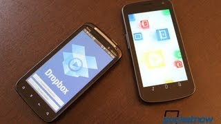 Google Drive Vs. Dropbox - Pocketnow Face Off