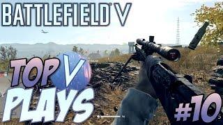 Battlefield 5 - Top 10 Plays #10 (BFV Multiplayer Gameplay Montage)