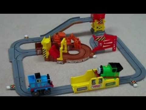 Thomas and friends big loader train set 900100